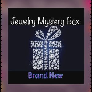 Brand New Mystery Jewelry Box 20 Pc